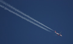 Air India Boeing 777  by Deanster1983