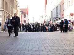 """""""kein leben ohne freiheit"""" antifa demo wismar 20 oktober 2012 by KamiSilenceAction"""