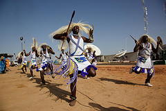 Peace Day Celebrations in Darfur by United Nations Photo