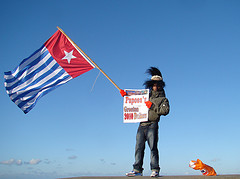 Free west Papua! by bogers