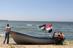 The Sea at Gaza by PalFest