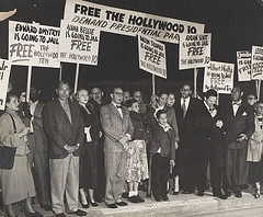 Free The Hollywood Ten by Wisconsin Historical Images