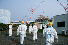 Visit to the Fukushima Dai-ichi Nuclear Power Plant by IAEA Imagebank