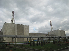 Nuclear Power Plant Ignalina in Lithuania by Radio Nederland Wereldomroep