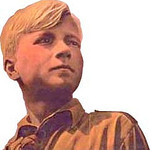 Hitler_Youth_Cutout by Floyd Brown