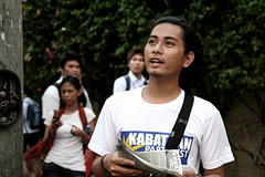 Kabataan Partylist 1st Day of Campaign (Manila) by Bikoy