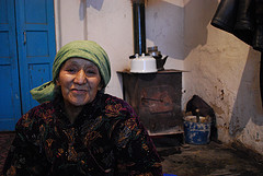 Kyrgyzstan Winter Diaries 2008 by HelpAge