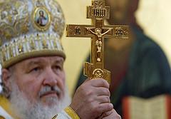 Patriarch Kirill by jimforest