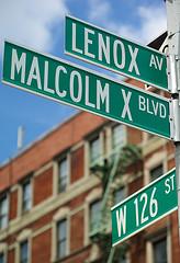 Harlem - Lenox Avenue by Pascal Subtil