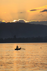 Sunset in Manokwari by Carolincik