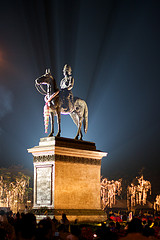 King Chulalongkorn Statue by Martin Perry