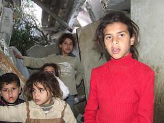 Photos taken in Hai Al-Zaytoun on 25th January by rafahkid
