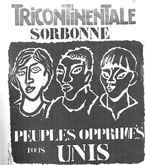 1968 mai Tricontinentale Sorbonne by jonandsamfreecycle