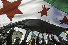 Syria Independence Flag by FreedomHouse2
