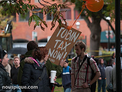 Tobin Tax Now by nouspique