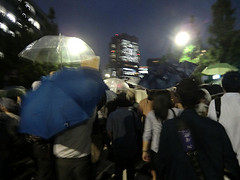Tokyo No Nukes Rally, July 6, 2012