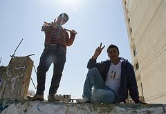 viva palestina by Il Naso precario