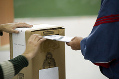 El voto preso by CateIncBA