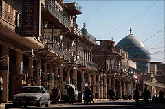 Al-Rashid Street, Baghdad, Iraq, 2006 by james_gordon_losangeles