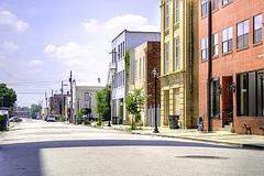 Downtown Augusta by jeraldjosey