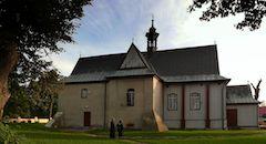 Kościół w Chłaniowie by Tomasz Zugaj
