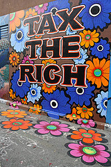 Tax the Rich by Tim Olson