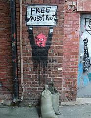 Free Pussy Riot by svennevenn