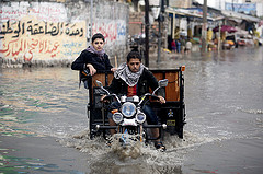 PALESTINIAN-GAZA-WEATHER-FLOODING by Globovisión