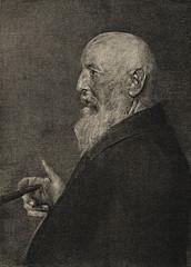 Gerhard Henrik Armauer Hansen (1841 - 1912) by Trondheim Byarkiv