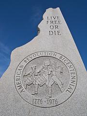 Bicentennial Monument, Nashua, NH by jcbwalsh