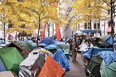 Occupy Wall Street #82, Zuccotti Park, 1 Liberty Plaza, New York, New York, USA by lumierefl