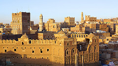 Old city of Sana'a by