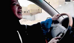 Saudi women drive for their rights #womensrights #no2sharia by Robert Daly