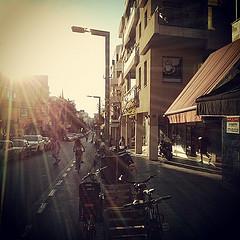 Tel Aviv by VnGrijl
