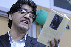 Sherman Alexie at St. Joe's by jseattle