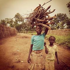 O dia a dia dos refugiados em região remota do Sudão do Sul by AcnurLasAméricas