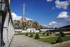 Valle de Los Caídos by David Samuel Sants