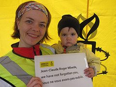 Jean-Claude Roger Mbede Solidarity Action by Amnesty Finland