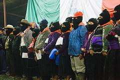 XX Anniversary Zapatista Uprising by Darío Ribelo
