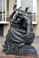 Köln (Colònia). Estàtua de la poetessa Safo (Émile Antoine Boudelle (1861-1929) by Pilar Torres