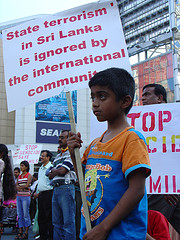 State terrorism in Sri Lanka is ignored by the international community by Noaman Ali