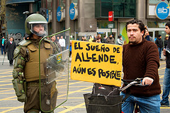 Allende's Dream is still Possible! by Horment