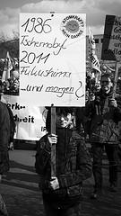 "Anti AKW Demo ""Fukushima mahnt – alle AKWs abschalten"" by fabnie"