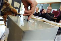 European elections 2009, by European Parliament