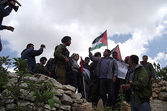 Beit Ommar Demonstration - May 5 2011 by PSP Photos