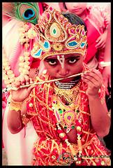 Lil' Krishna by Kuntal Gupta