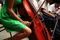 cello 3 by Nou the Beast