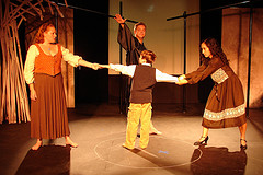 The Caucasian Chalk Circle by Bertolt Brecht - Aug 2006 by Dragon Productions Theatre Company