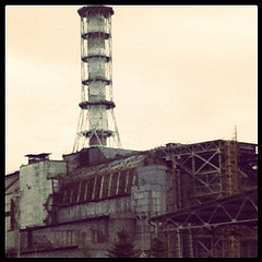 Reactor Number 4 #Chernobyl by thejaymo