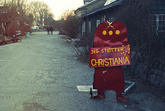 Support Christiania by teddy-rised